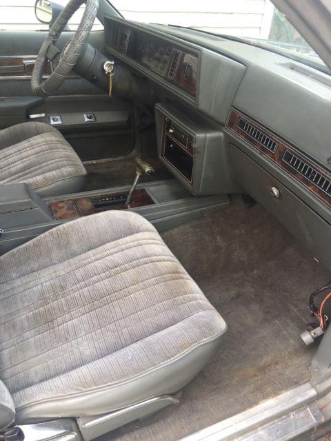 1985 oldsmobile 442 cutlass salon classic oldsmobile 442 for 1985 cutlass salon for sale