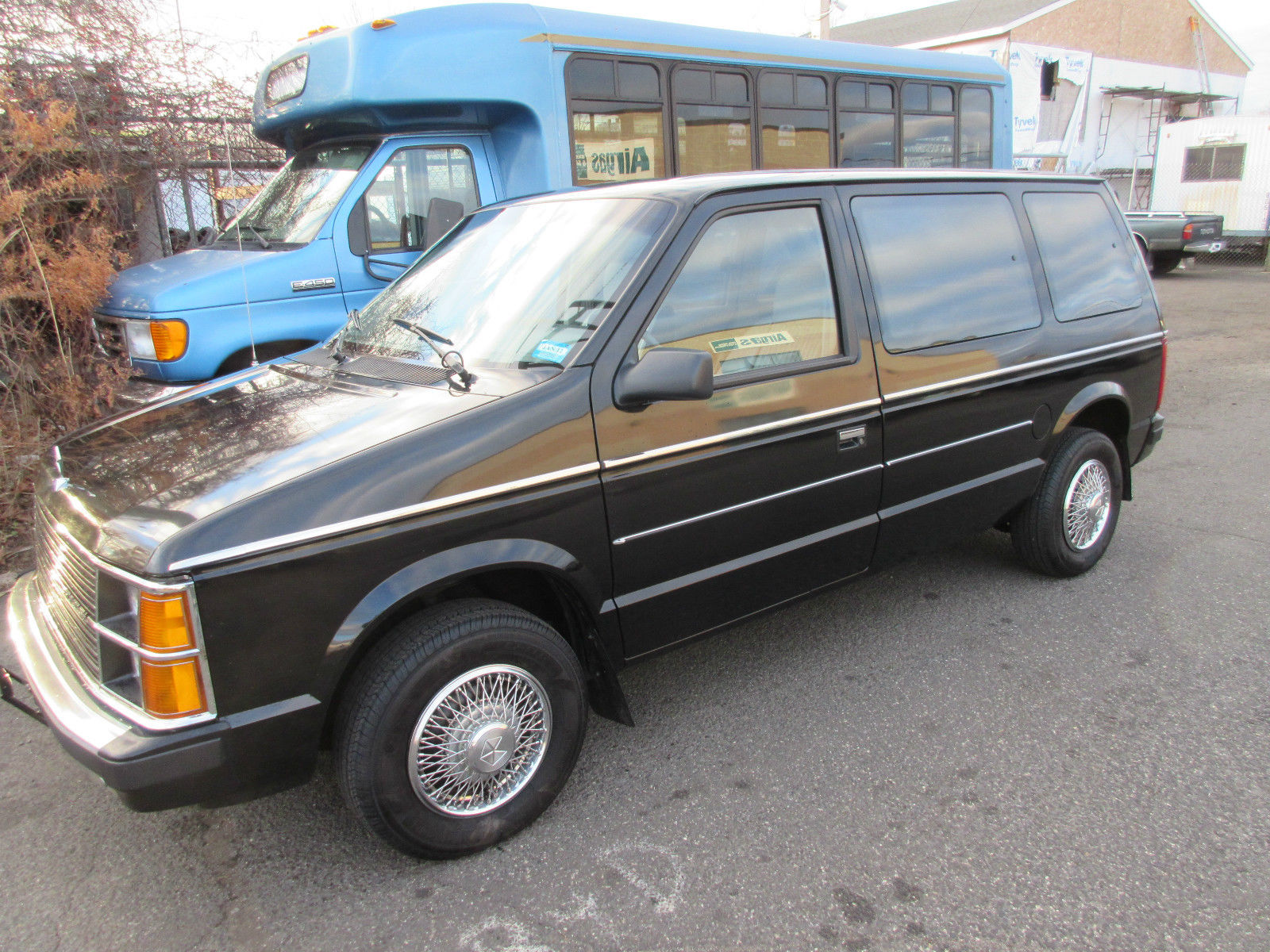 Enterprise Cars For Sale >> 1985 Plymouth Voyager **Super Clean** - Classic Plymouth Voyager 1985 for sale