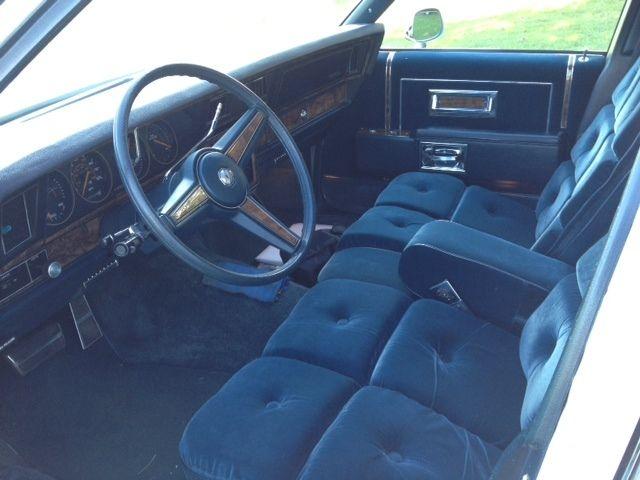 1985 Pontiac Parisienne 4 Door Classic Pontiac Other