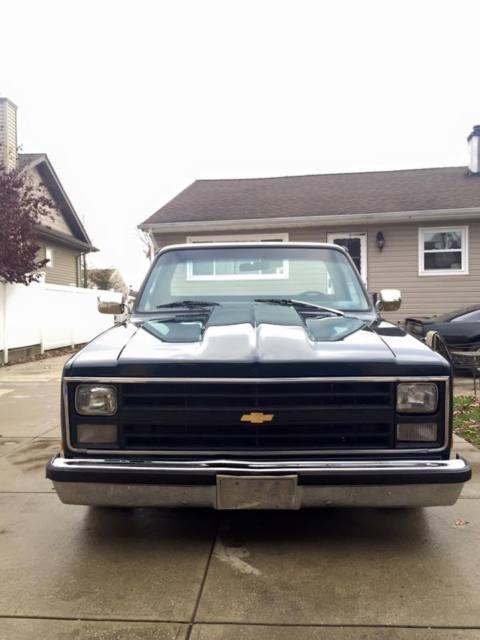 Pro Street Style Chevrolet C Stepside Pickup Muscle Truck