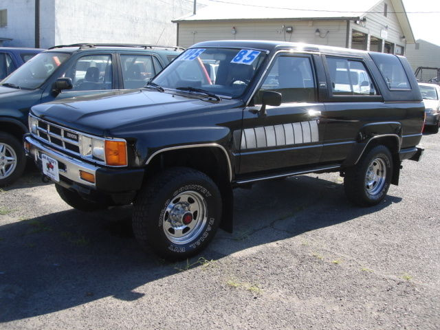 1985 toyota 4runner 22re 5spd 4x4 classic toyota 4runner 1985 for sale. Black Bedroom Furniture Sets. Home Design Ideas