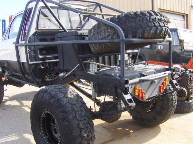1985 Toyota 4x4 rock crawler buggy off road pickup truck ...