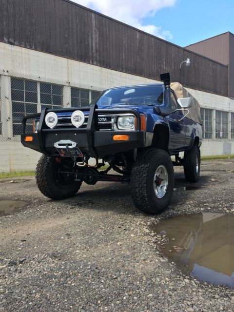 Toyota Dealership Portland Oregon >> 1985 Toyota LN65 Hilux Turbo Diesel 4x4 Truck Long Bed - Classic Toyota Other 1985 for sale