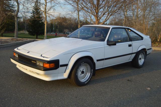 1985 Toyota Supra MKII Original owner Perfect Condition