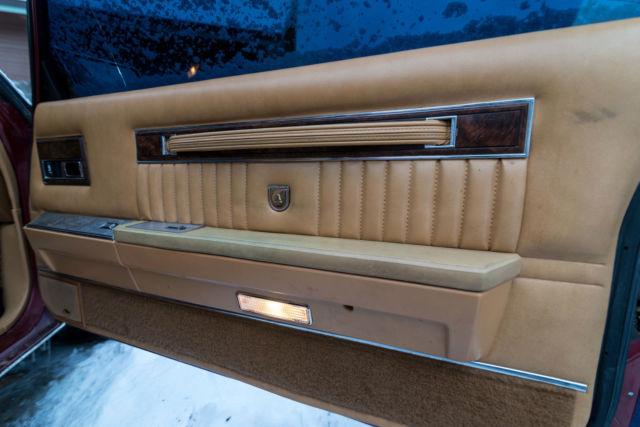 1985 Turbo Chrysler Lebaron Coupe 2 2l Mopar Dodge 58