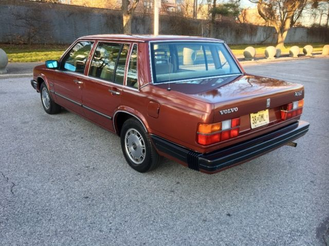 1985 Volvo 740 5 Speed 136 000 Miles Not 240 Or 940
