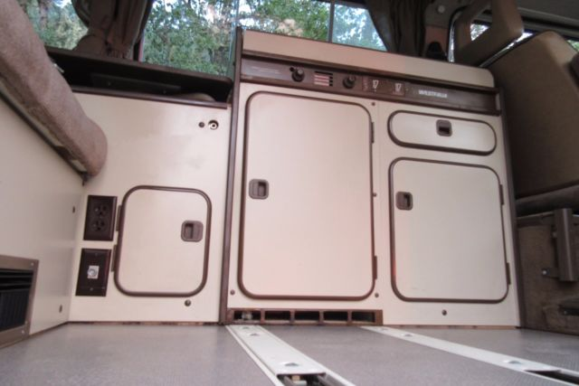 Used Cars Grants Pass >> 1985 VW Volkswagen Vanagon Westfalia Full Camper ...