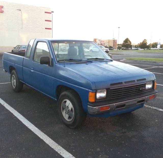 Nissan King Super Cab Hard Body D Pickup Truck Not Hardbody