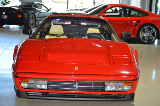 Used Cars West Palm Beach >> 1986 328 GTS - 10k MILES - EUROPEAN SPEC - ONLY 2 OWNERS - ALL ORIGINAL - Classic Ferrari 328 ...