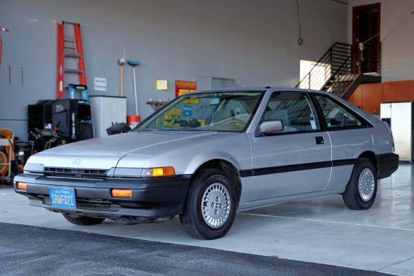 Used Cars For Sale In Denver >> 1986 3G Honda Accord DX Hatchback 3-Door 2.0L - Classic ...