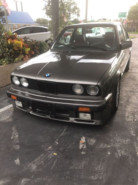 1986 Bmw 325es Coupe E30 Classic Bmw 3 Series 1986 For Sale
