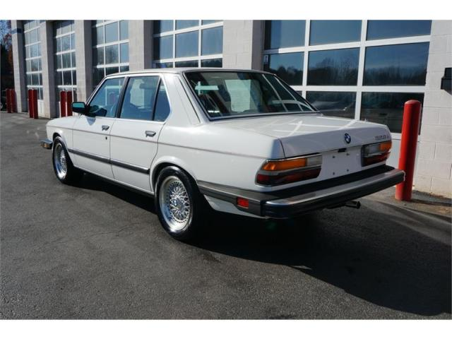 1986 Bmw 528e Classic Bmw 5 Series 1986 For Sale