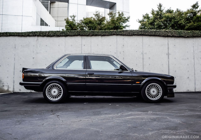 1986 Bmw Alpina E30 B6 2 7 One Of Only 67 Examples Produced Classic Bmw 3 Series 1986 For Sale