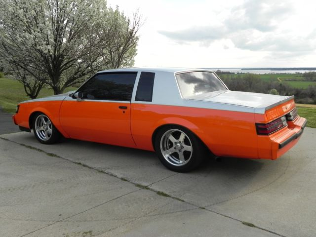 1986 Buick Regal   All Stitched Out Interior   East Coast   Classic Buick  Regal 1986 For Sale