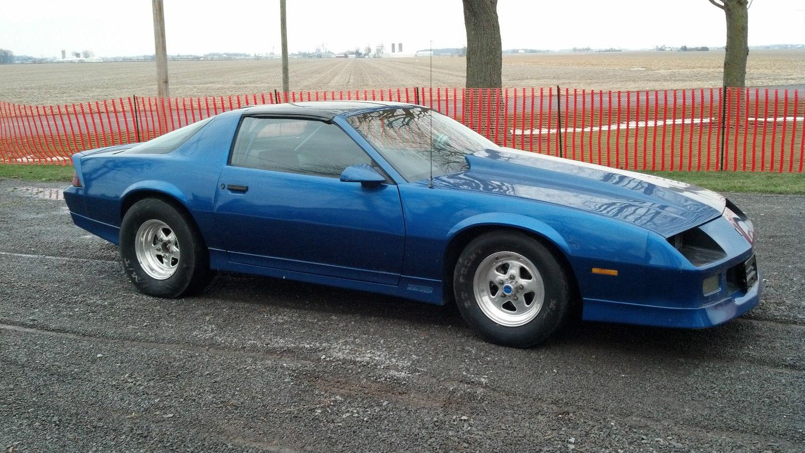 1986 CAMARO DRAG CAR, STREET CAR - Classic Chevrolet ...