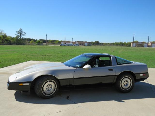 Car Paint Detector >> 1986 Chevrolet Corvette Malcolm Konner Special Edition - Classic Chevrolet Corvette 1986 for sale
