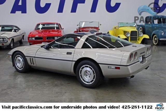 1986 Chevrolet Corvette Pampered K In Records Classic