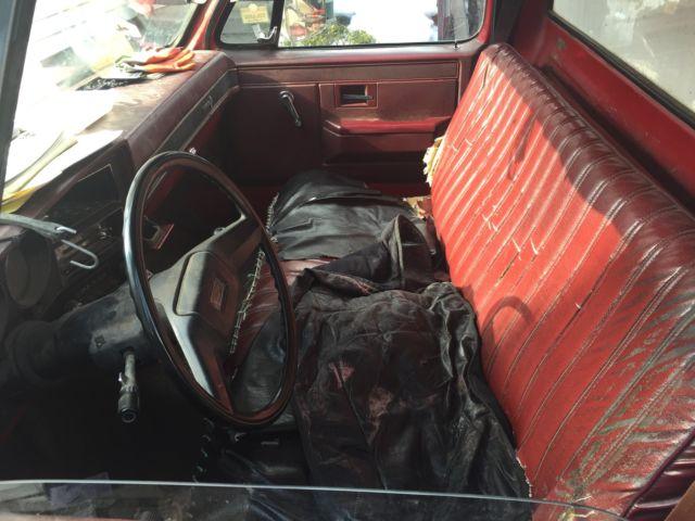 1986 Chevrolet Custom Deluxe 30 Dump Truck Chevy Dump ...