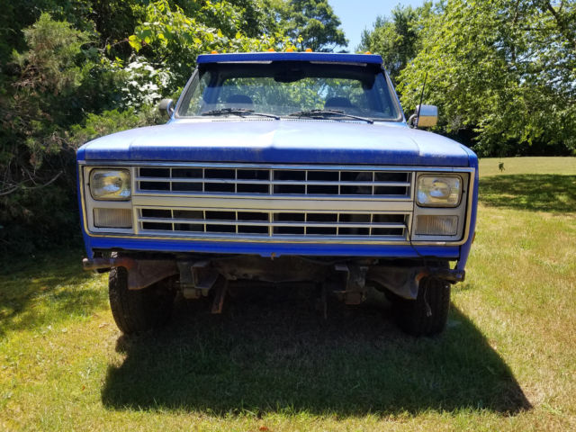 1986 Chevy K30 1 Ton Dually Flatbed - Classic Chevrolet K30 Pickup
