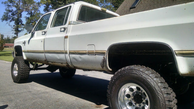 1986 Chevy K30 - Classic Chevrolet C/K Pickup 3500 1986 for sale