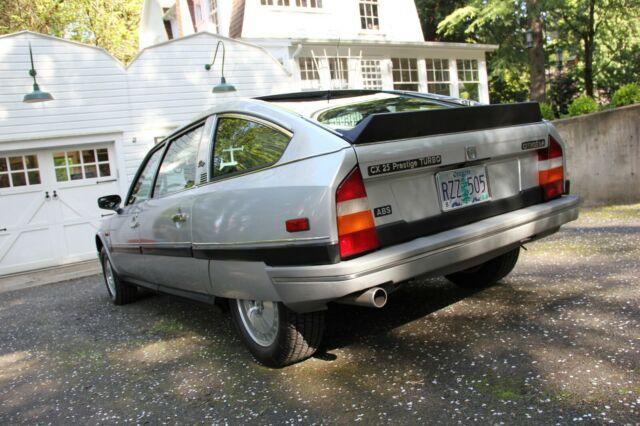 Cars For Sale Portland >> 1986 Citroen CX 25 Prestige Turbo - Classic Citroen 1980 for sale
