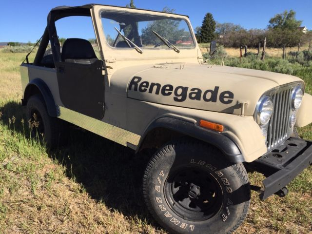 1986 cj 7 258 inline 6 automatic trans huge amount of new parts classic jeep cj 1986 for sale. Black Bedroom Furniture Sets. Home Design Ideas
