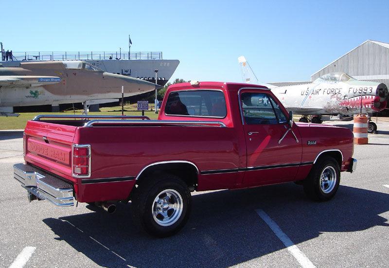 Six Door Dodge Truck >> 1986 Dodge D150 Base Standard Cab Pickup 2-Door 3.7L - Classic Dodge Other Pickups 1986 for sale