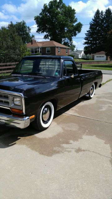 1986 dodge ram 1500 long bed classic dodge ram 1500 1986. Black Bedroom Furniture Sets. Home Design Ideas
