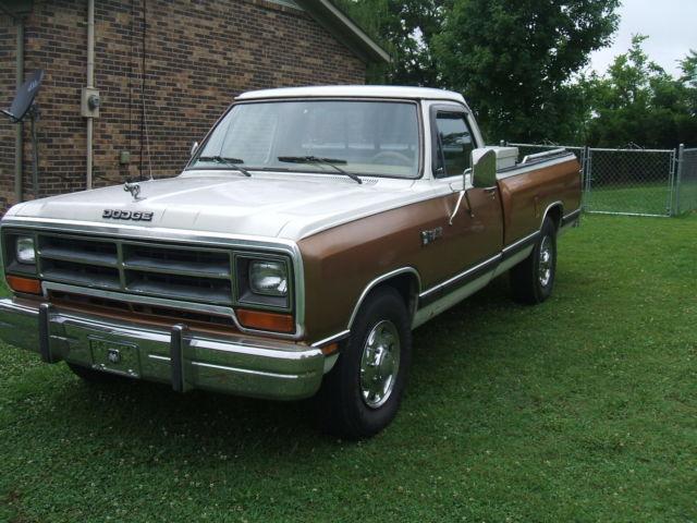 1986 dodge truck royal classic dodge other pickups 1986 for sale. Black Bedroom Furniture Sets. Home Design Ideas