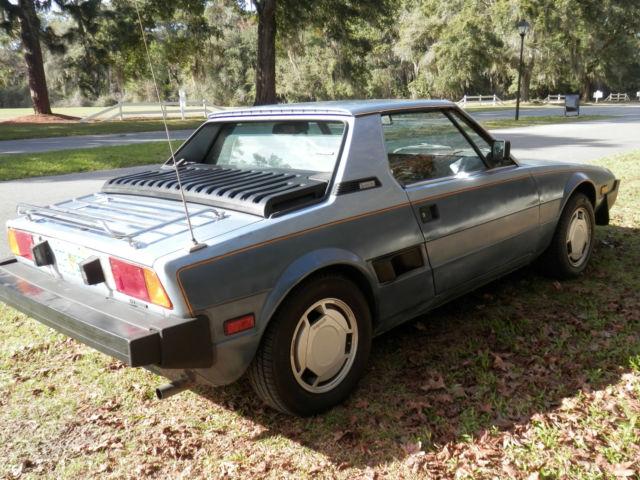 1986 Fiat X19 Bertone - Classic Fiat Other 1986 for sale