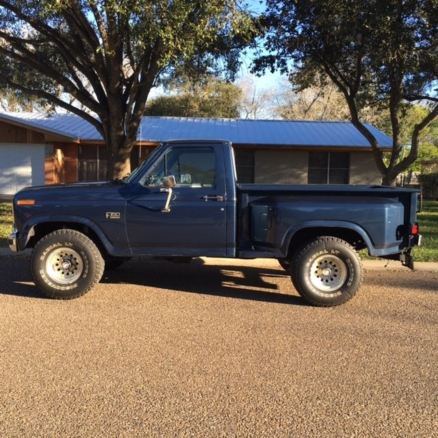 1986 Ford F150 Alternator Problems Electrical Problem 1986 Ford