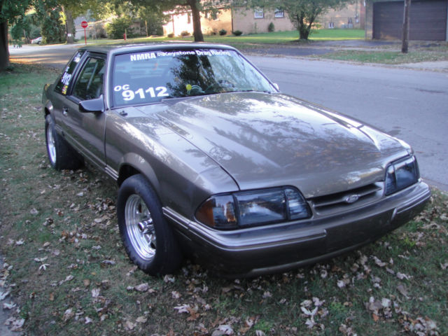 1986 ford mustang lx notchback 347 stroker all motor 10 sec et stang 90 91 92 93 classic ford. Black Bedroom Furniture Sets. Home Design Ideas