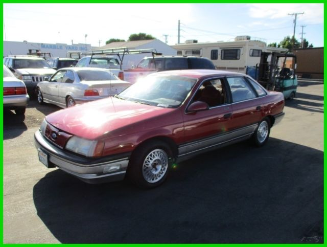 Ford Taurus L Used L V V Automatic No Reserve on Ford Taurus Description