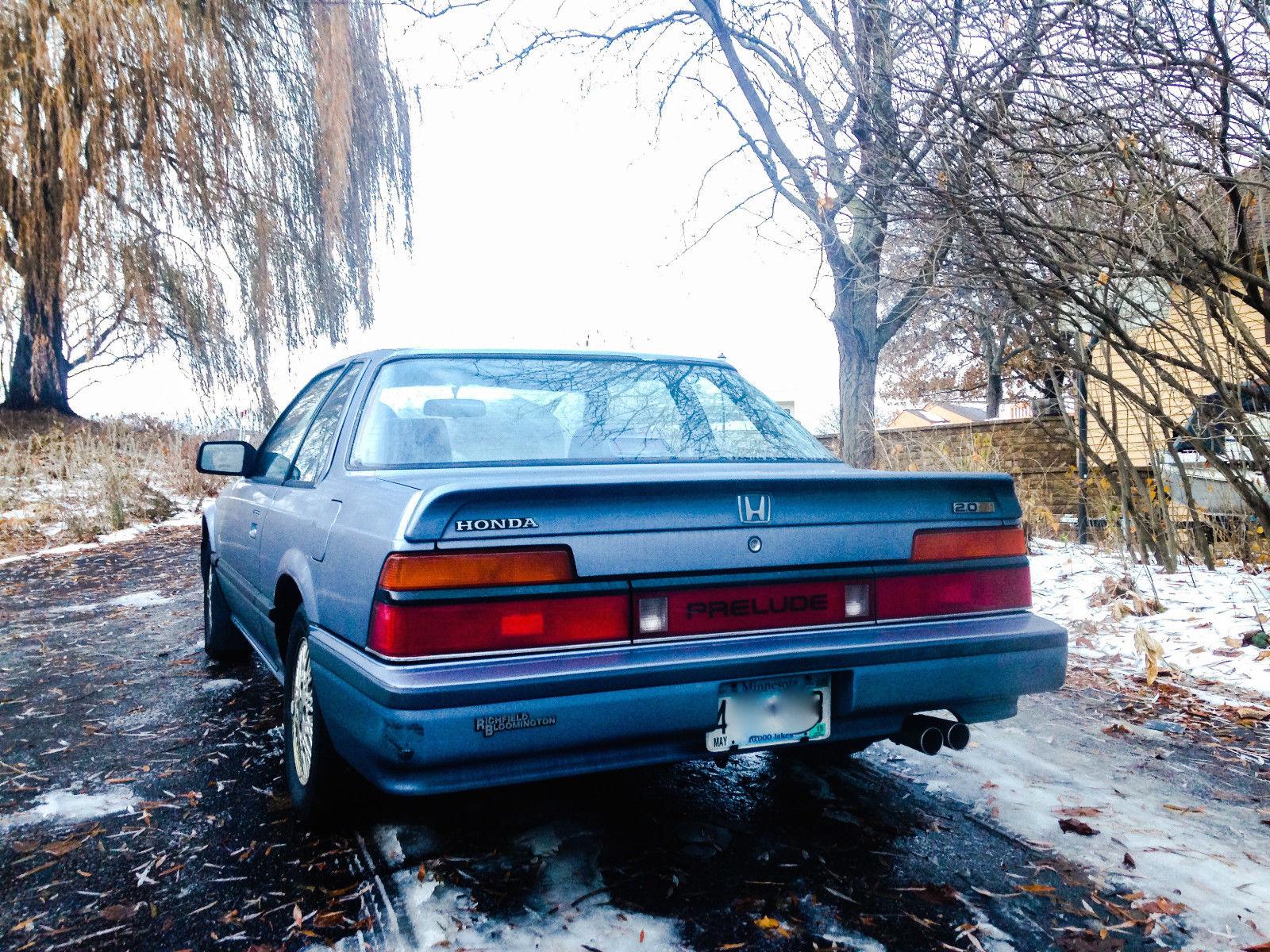 "Classic Cars For Sale Mn >> 1986 Honda Prelude ""SI / Special Edition"" Model - Classic Honda Prelude 1986 for sale"