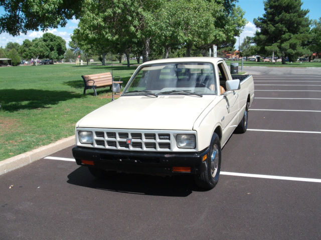 1986 Isuzu Pup Diesel 5sp Excellent Condition Low