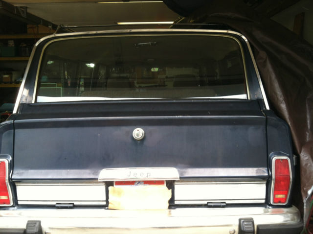 Jeep Grand Wagoneers Full Professional Ground Up >> 1986 Jeep Grand Wagoneer Parts | The Wagon