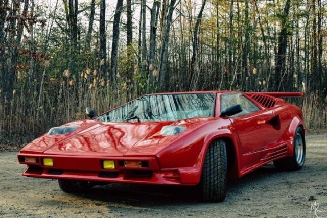 1986 Lamborghini Kit Car Classic Replica Kit Makes Other 1986 For Sale