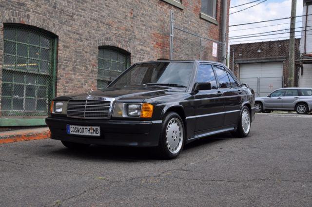 1986 Mercedes Benz 190e 16 Valve 2 3l Cosworth Classic Mercedes