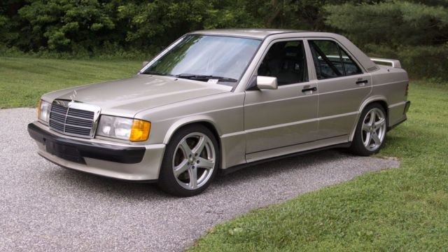 1986 mercedes benz 190e 2 3 16 cosworth track car. Black Bedroom Furniture Sets. Home Design Ideas