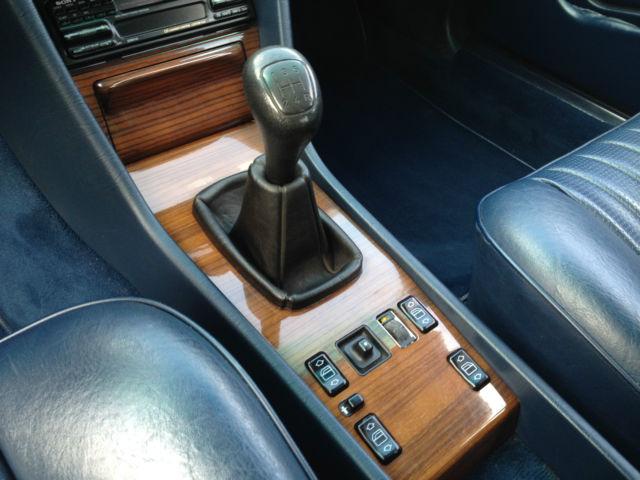 Cars For Sale Bay Area >> 1986 MERCEDES BENZ 300E W124 5 SPEED MANUAL 190E 16V 500E ...