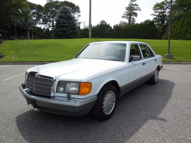 1986 mercedes benz 300sdl turbo diesel 16k original miles for Mercedes benz 300sdl for sale