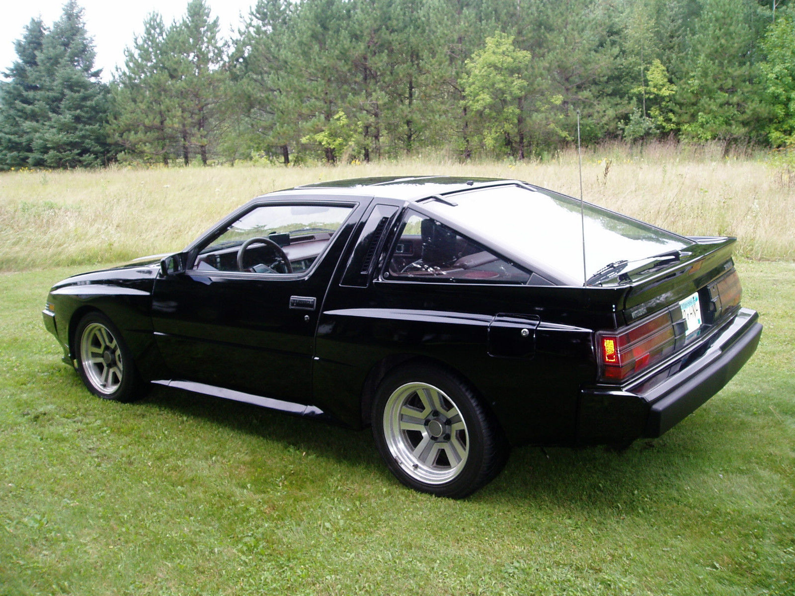 Impound Cars For Sale >> 1986 Mitsubishi Starion /Conquest Coupe 2-Door 2.6L ...