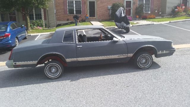 1986 monte carlo lowrider air bagged lowrider classic chevrolet monte carlo 1986 for sale. Black Bedroom Furniture Sets. Home Design Ideas
