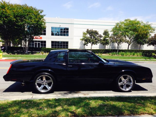 1986 Monte Carlo SS - TTops - REAL SS - Classic Chevrolet Monte