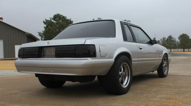 1986 Mustang Lx Notchback Coupe 331 Street Street