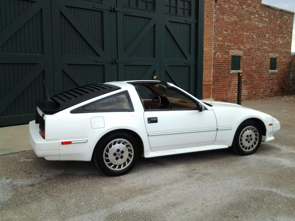 1986 nissan 300zx t top turbo no reserve classic nissan 300zx 1986 for sale. Black Bedroom Furniture Sets. Home Design Ideas