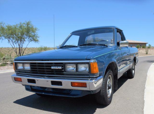 Nissan Pickup Single Cab Short Bed Auto All Original And Runs Great
