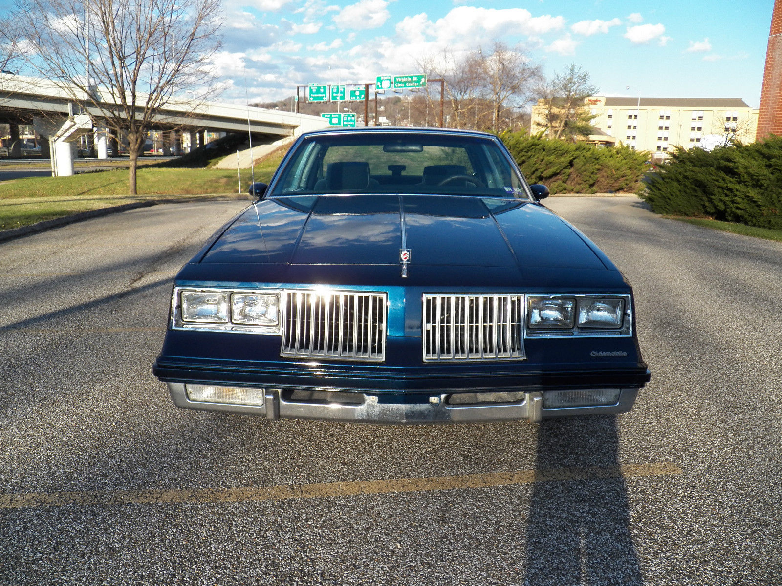 1986 oldsmobile cutlass salon coupe 2 door 5 0l classic for 1986 oldsmobile cutlass salon for sale