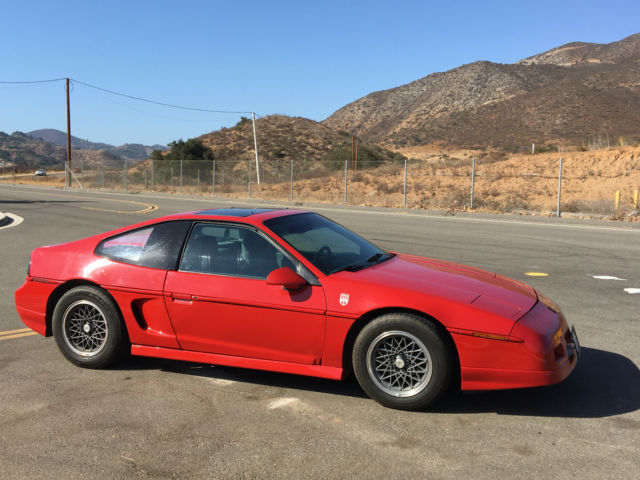additionally Pontiac Fiero Gt Coupe Door L Lgw besides Pontiac Fiero Se Custom Convertible as well Pontiac Fiero Gts Ferrari Replica likewise Pontiac Fiero Gt Pic. on 1986 pontiac fiero red
