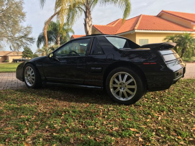 Pontiac Fiero Se Supercharged on 3800 Series 3 Supercharged Engine